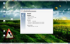 desktop debian ku - [at] office pc